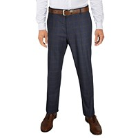 Deals on Tommy Hilfiger Modern-Fit TH Flex Stretch Check performance Pant