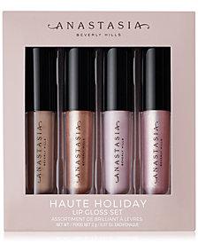 Anastasia Beverly Hills 4-Pc. Haute Holiday Mini Lip Gloss Set