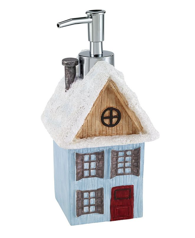 Avanti Christmas Village Lotion Pump