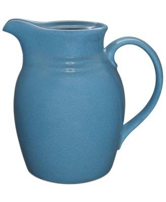 Noritake Colorvara Blue Pitcher