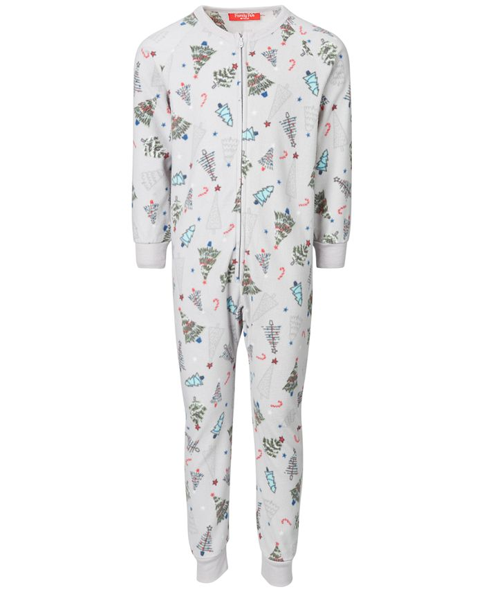 Family Pajamas - Kids Holiday Tree 1-Pc. Pajama