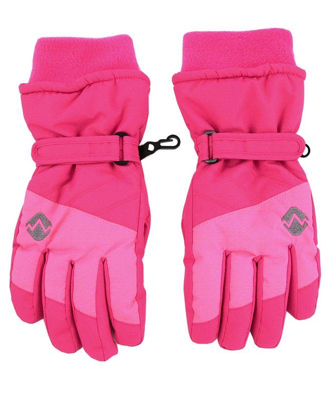 ABG Accessories Big Girls Ski Glove