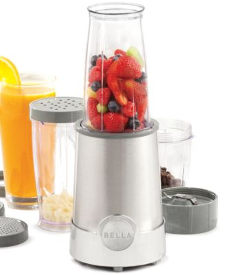 Bella 13330 Rocket Blender, 12 Piece