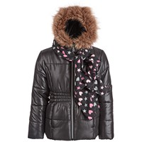 2-Pack S Rothschild & CO Big Girls Puffer Coat and Scarf