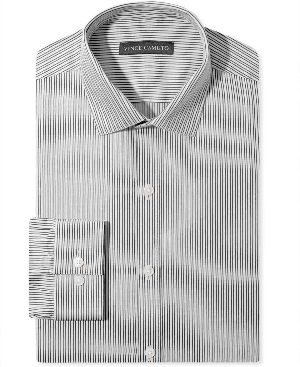 Vince Camuto Box Check Dress Shirt   Dress Shirts   Men