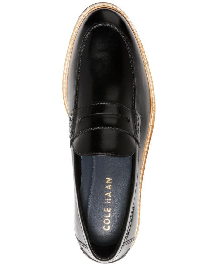 Cole Haan Men's Morris Penny Loafers & Reviews - All Men's Shoes - Men - Macy's