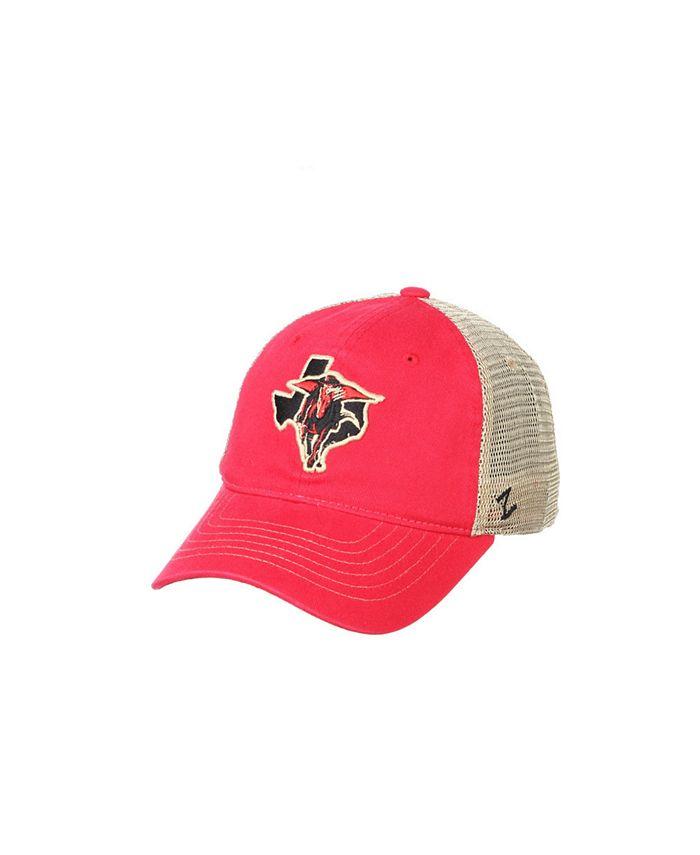 Zephyr - Texas Tech Red Raiders Territory Mesh Cap