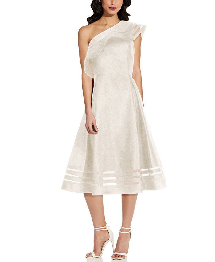 Adrianna Papell - Macato One-Shoulder Dress