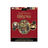 Deals on FAO Schwarz Book A Night Before Christmas Record and Read