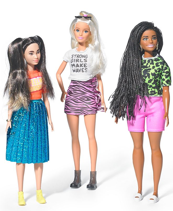 Barbie Fashionistas Dolls Collection