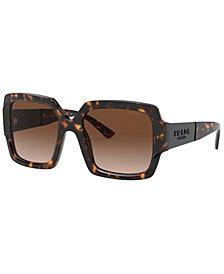 Prada Women's Sunglasses, 0PR 21XS