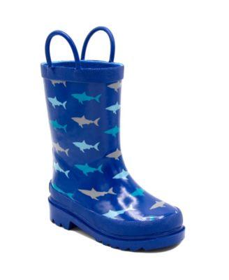 London Fog Toddler Boys Rain Boots