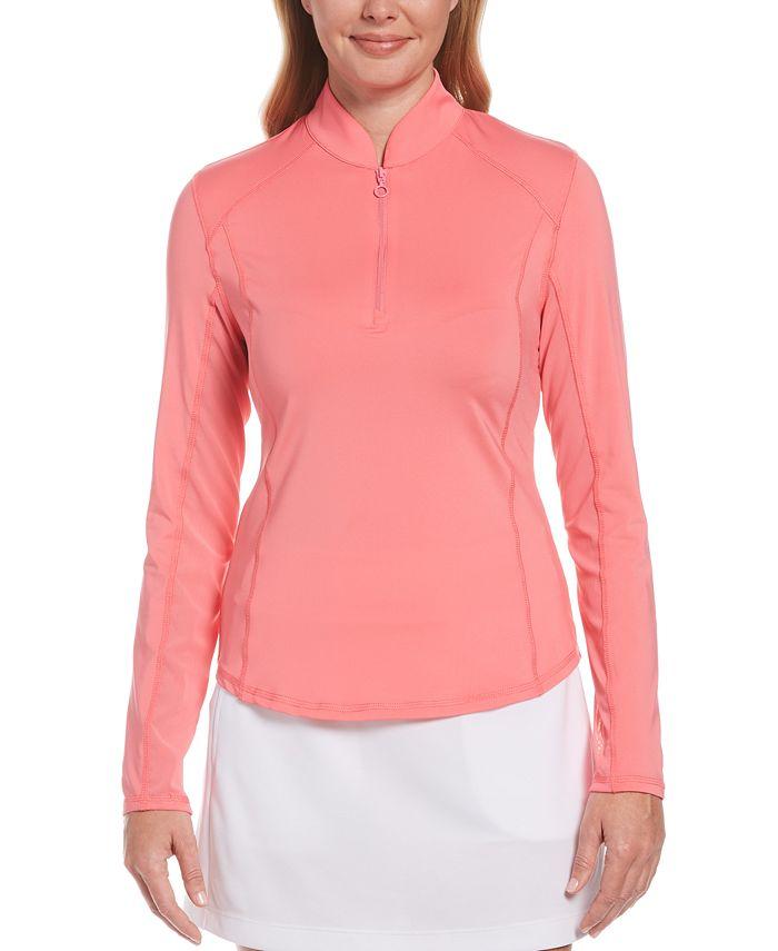 PGA TOUR - Quarter-Zip Golf Sweater