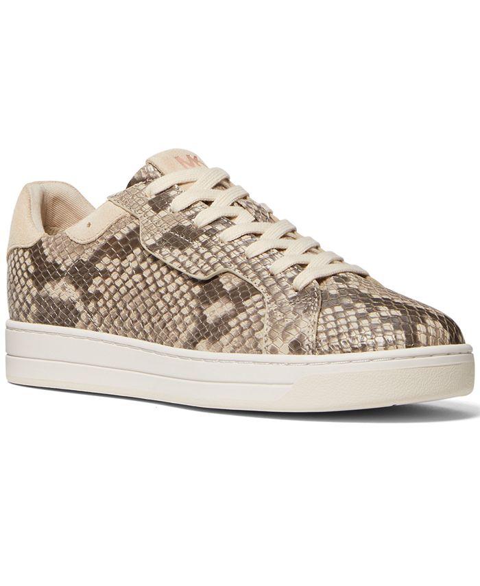 Michael Kors - Keating Lace-Up Sneakers