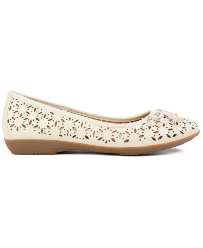 Cliffs by White Mountain Women's Cate Ballet Flat & Reviews - Flats - Shoes - Macy's