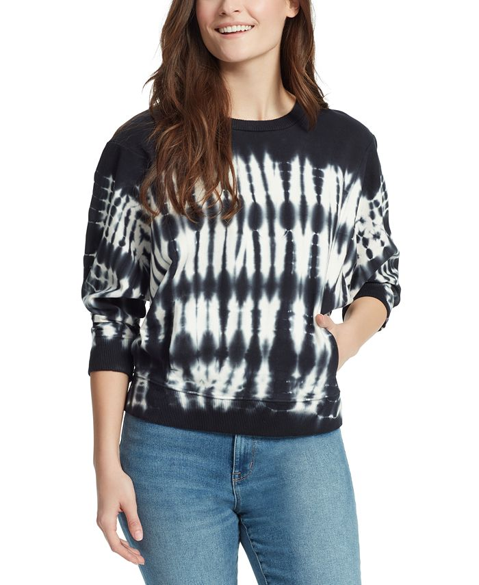 WILLIAM RAST - Meaghan Cotton Tie-Dyed Sweatshirt