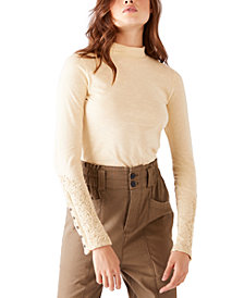 Free People Hooked On You Cuff Top