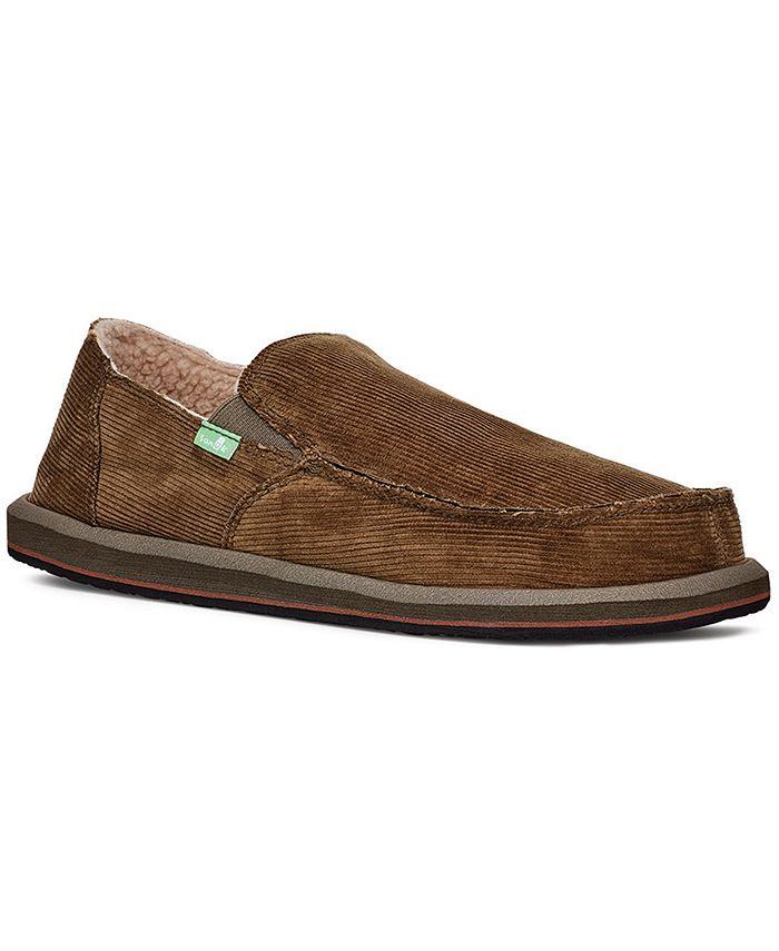 Sanuk - Men's Vagabond Chill Loafers