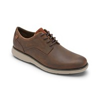 Rockport Mens Garett Plain-Toe Oxfords Deals