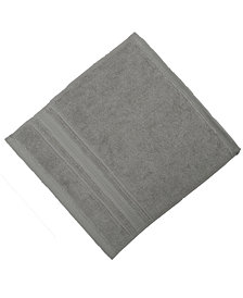 """Charter Club Egyptian Cotton 13"""" x 13"""" Wash Towel, Created for Macy's"""