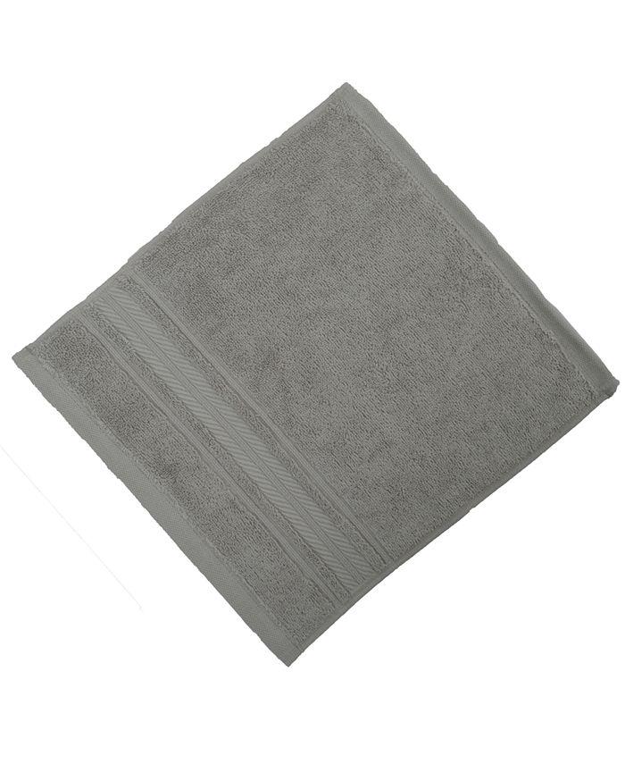 "Charter Club - Egyptian Cotton 13"" x 13"" Wash Towel"