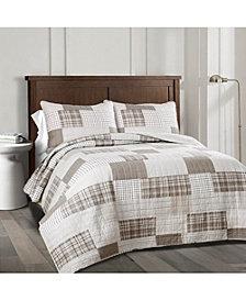 CLOSEOUT! Home Boutique 3-Piece Quilt Sets