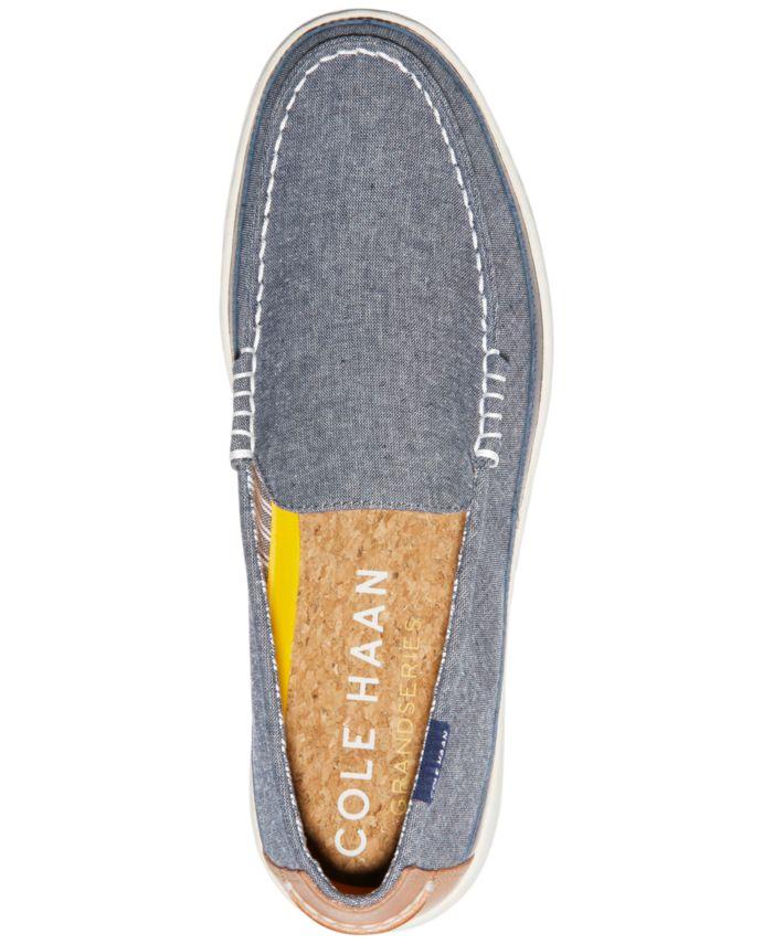Cole Haan Men's Cloudfeel Weekender Slip-Ons & Reviews - All Men's Shoes - Men - Macy's