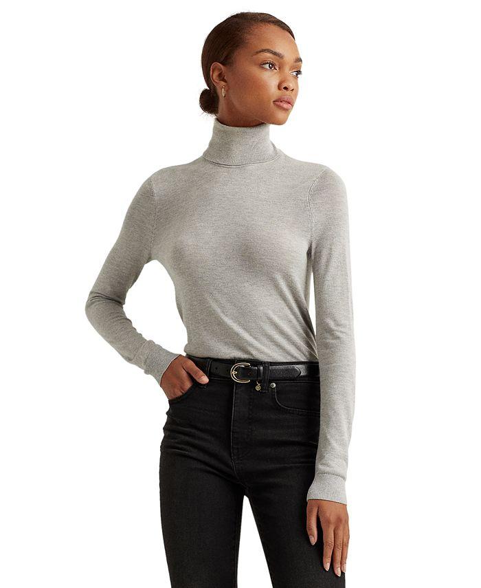 Lauren Ralph Lauren - Turtleneck Sweater