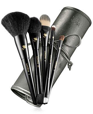 Lancu00f4me Brush Set - Gifts U0026 Value Sets - Beauty - Macyu0026#39;s