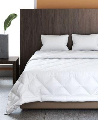 PrimaLoft Cool Luxury Down Alternative Twin Comforter, Created for Macy's