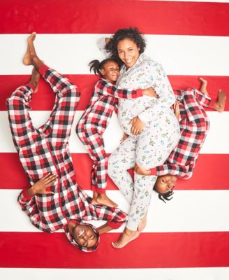 Matching Kids Buffalo Check One Piece Created for Macy's