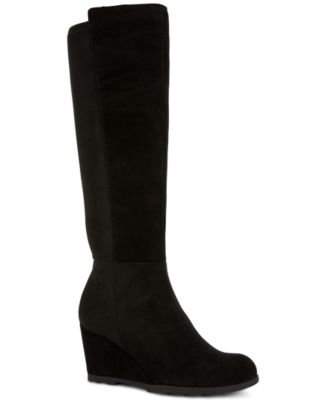 Alfani Step 'N Flex Obryy Wedge Boots