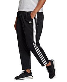 adidas Plus Size Side-Snap Pants