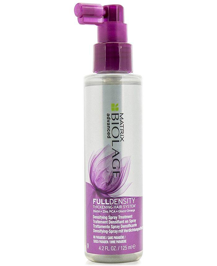 Matrix - Biolage Full Density Thickening Spray Treatment, 4.2-oz.
