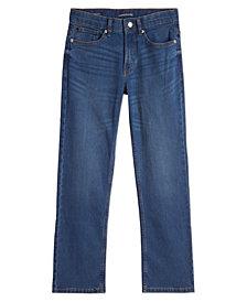Calvin Klein Big Boys Slim-Straight Jeans
