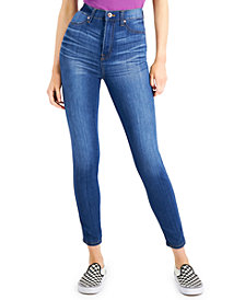 Celebrity Pink Curvy Ultra High Rise Ankle Skinny Jean