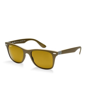 51c6e060b7f26 ... RB Tech 4195 Liteforce 6033 83 Matte Brown EAN 8053672069082 product  image for Ray-Ban Sunglasses
