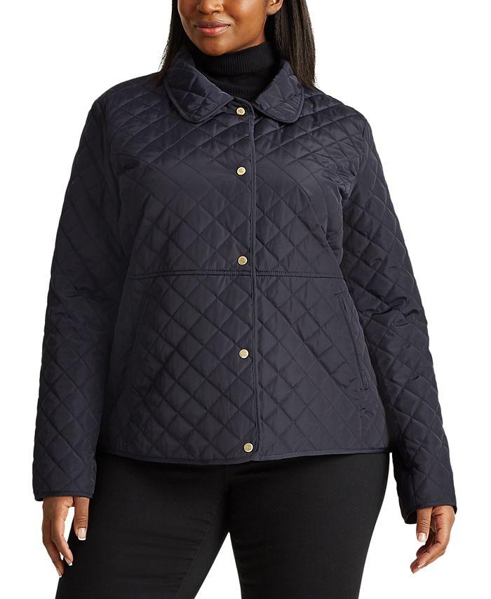 Lauren Ralph Lauren - Plus Size Quilted Jacket