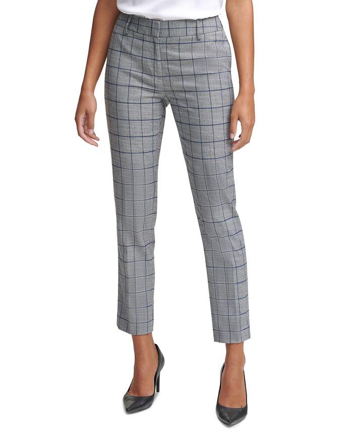 Calvin Klein - Slim Ankle Pants