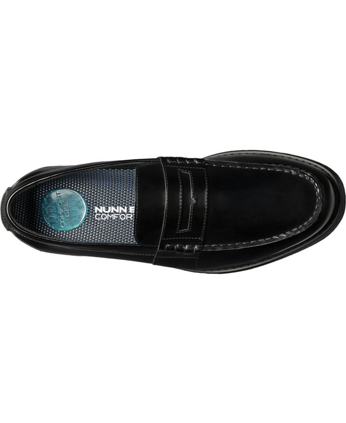 Nunn Bush Lincoln Men's Moc Toe Penny Loafer & Reviews - All Men's Shoes - Men - Macy's