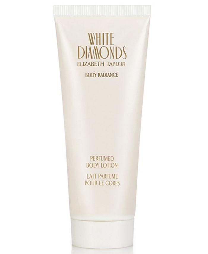 Elizabeth Taylor - White Diamonds Perfumed Body Lotion, 6.8 oz.