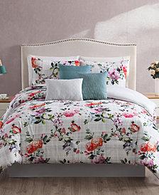 Katina Comforter with 5 Bonus Pieces Set, Queen