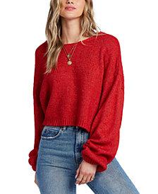Billabong Juniors' Heart to Heart V-Back Sweater