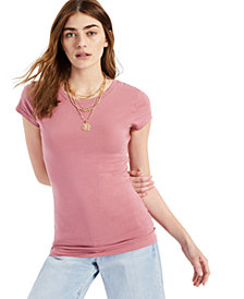 Aveto Juniors' Cap-Sleeve T-Shirt