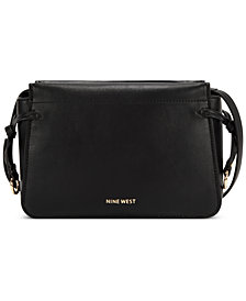 Nine West Monroe Jet Set Crossbody