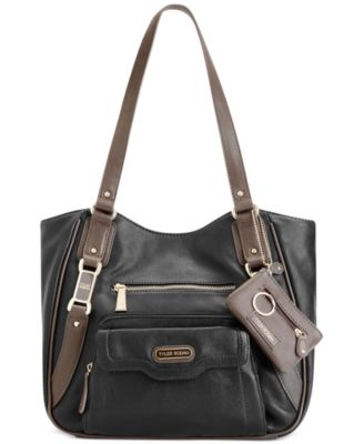 f2ab1e6827d Tyler Rodan Double Play Triple Entry Tote Handbags   Accessories on  PopScreen