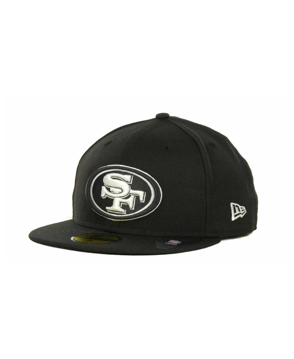 New Era San Francisco 49ers 59FIFTY Cap   Sports Fan Shop By Lids   Men
