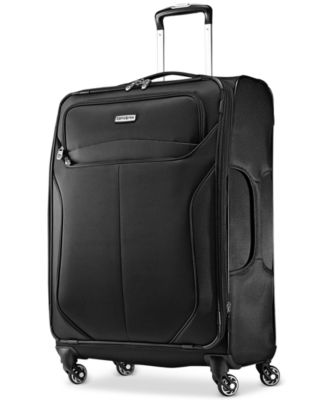 "CLOSEOUT! 60% Off Samsonite LifTwo 25"" Upright Spinner Suitcase, Also Available in Teal, a Macy's Exclusive Color"