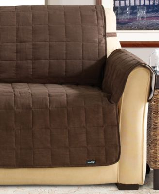 Sure Fit Pet Sofa Slipcover Throw Slipcovers For The
