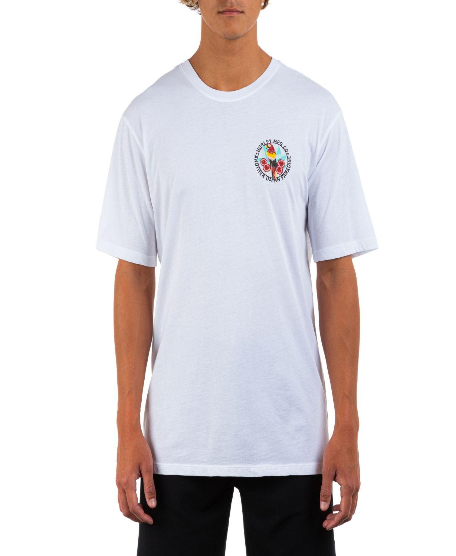 Hurley Men's Everyday Wash Parrott Short Sleeve T-shirt & Reviews - T-Shirts - Men - Macy's